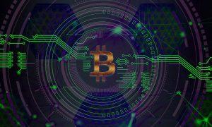 Trendlinien auf der Stunden-Chart Bitcoin Revolution